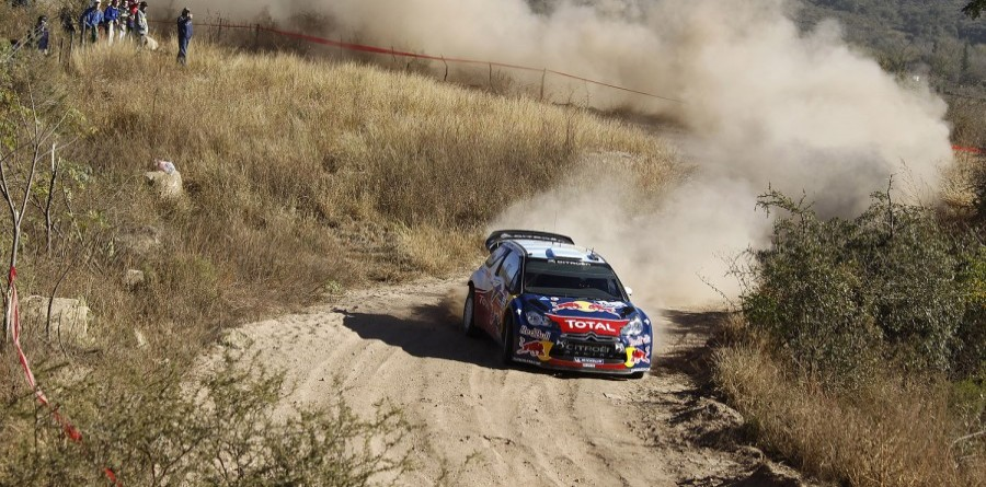 Latvala Out Of Rally Argentina, Ogier Takes Over Lead