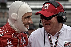 IndyCar Honda Partners With Chip Ganassi Racing For 2012
