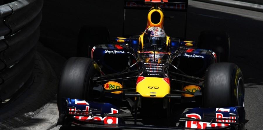 Red Bull Monaco GP Race Report