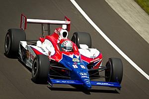 IndyCar Rahal Letterman Lanigan Indy 500 Race Report