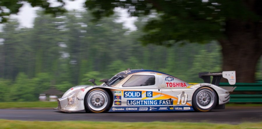 SunTrust Takes Dominating Win At Lime Rock