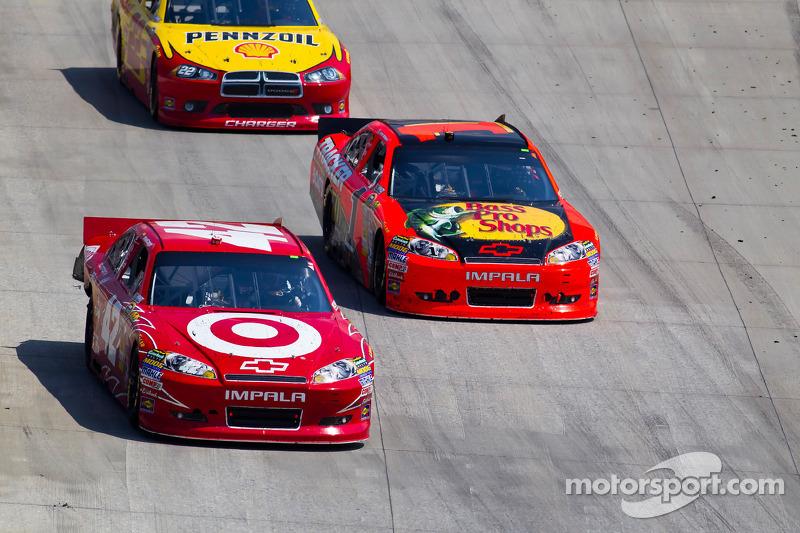 Chevy Teams Kansas Qualifying Quotes