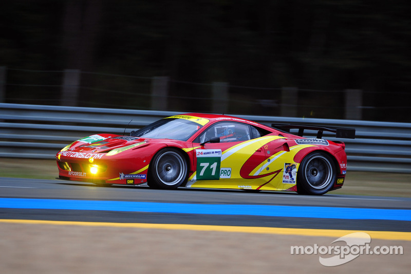 Michael Waltrip Racing Le Mans Final Qualifying Report