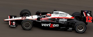 IndyCar Team Penske Texas Qualifying Report