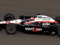 Team Penske Texas Qualifying Report