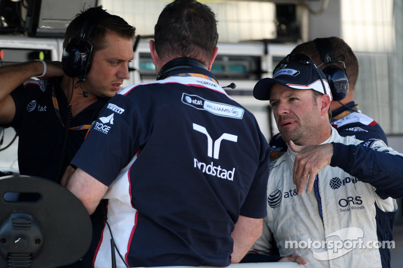 Williams Canadian GP Qualifying Report