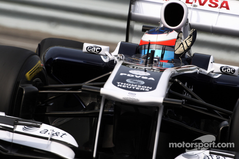 Williams Canadian GP Review