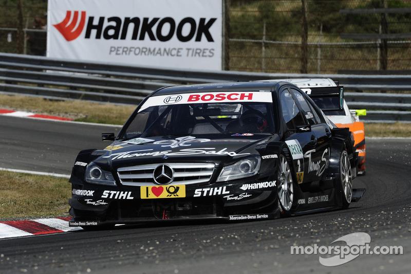 Mercedes Report - Paffett extends contract beyond 2012