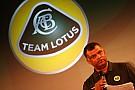 Team Lotus to use KERS in 2012 - Fernandes