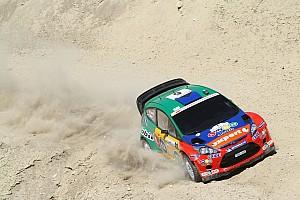 WRC Stobart M-Sport Acropolis Rally Leg 1 Summary