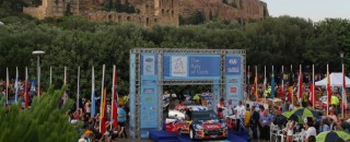 WRC Ogier Controls Final Day Of Acropolis Rally
