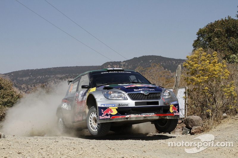 SWRC Acropolis Rally Event Summary