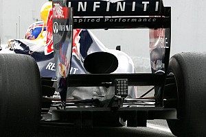 Formula 1 Rumour - Vettel Testing Silverstone Exhaust At Valencia