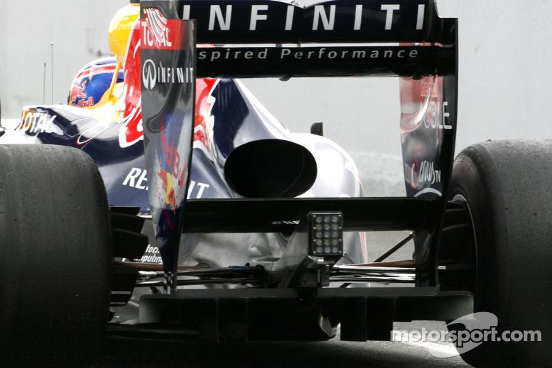 Rumour - Vettel Testing Silverstone Exhaust At Valencia