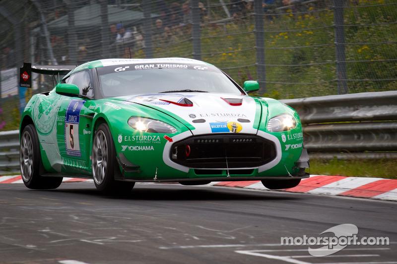 Aston Martin Racing N 252 Rburgring 24h Race Report