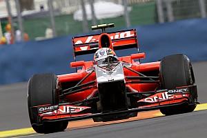 Formula 1 Virgin Confirms McLaren Tie-Up
