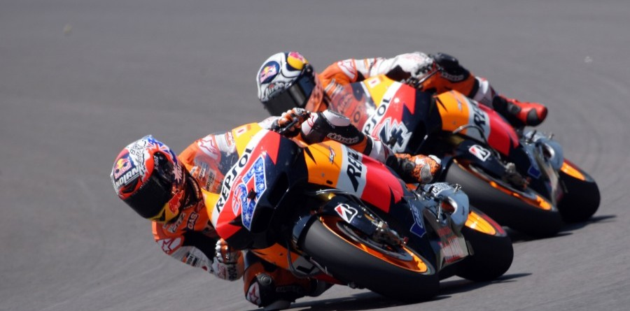 Repsol Honda Finishes Italian GP On MotoGP Podium