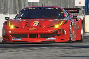 ALMS Risi Competizione Ready For Lime Rock Park