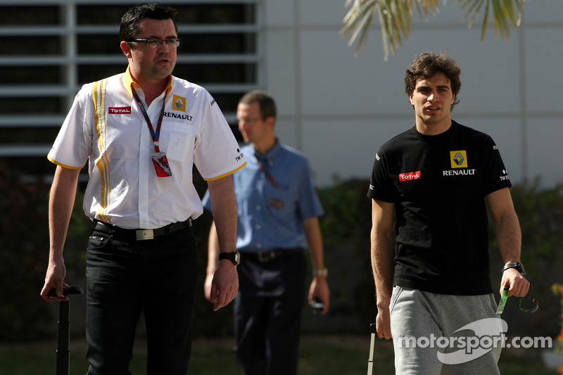 D'Ambrosio Could Switch Teams For 2012 - Boullier
