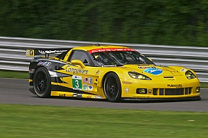 ALMS Corvette Racing Lime Rock Race Report
