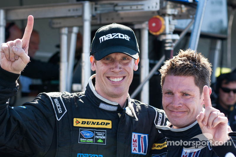 Guy Smith Lime Rock Race Report