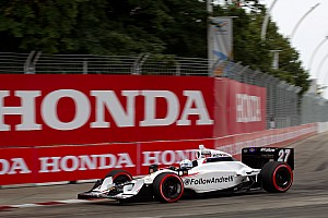 IndyCar Mike Conway Toronto Race Report