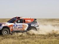 Holowczyc Stays On Top In Silk Way Dakar Rally Stage 3