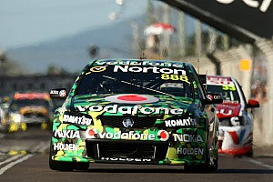 Supercars TeamVodafone Townsville 400 Saturday Report