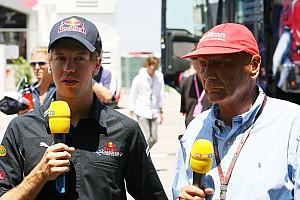 Formula 1 Exhaust Saga F1's 'Biggest Farce' - Lauda