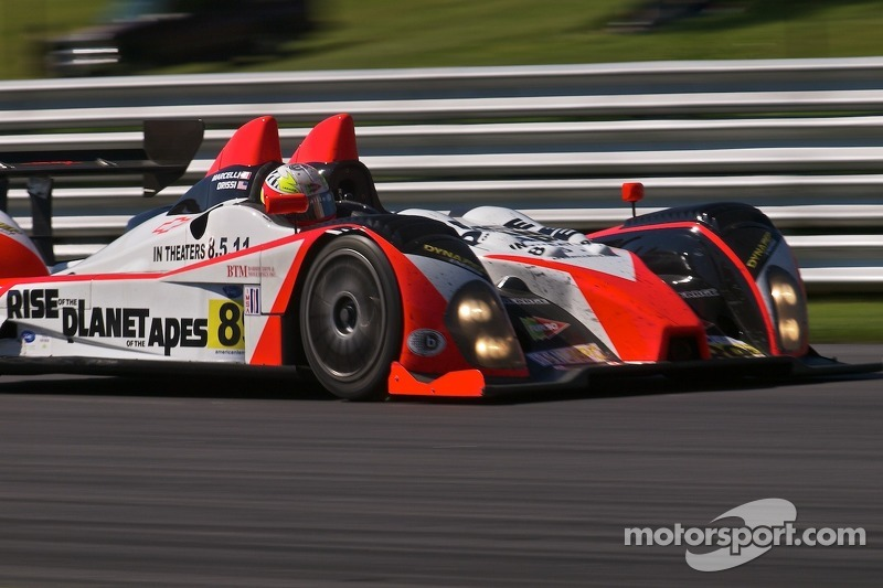 Intersport Racing Lime Rock Race Report