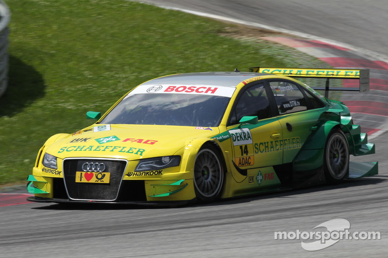 Audi Feature - Martin Tomczyk, success factor coolness