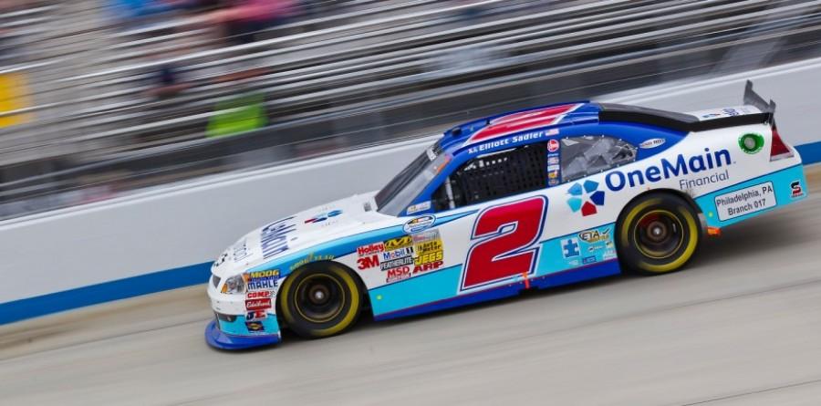 Sadler, Dillon - NASCAR Nationwide Teleconference