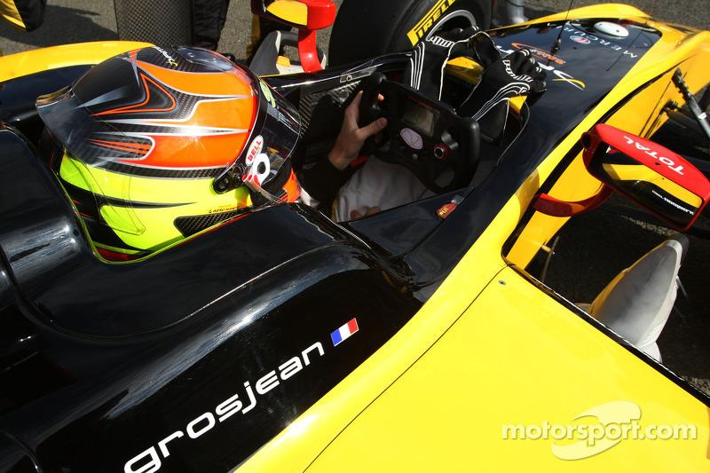 DAMS Nurburgring Qualifying Report