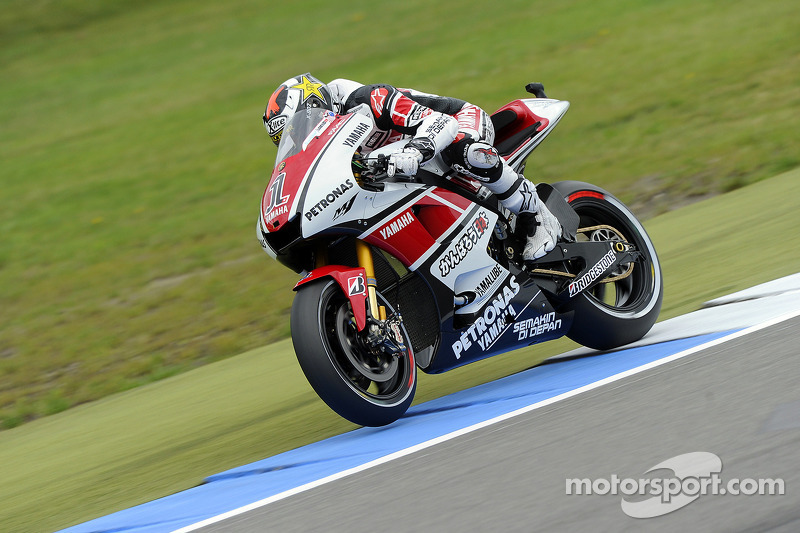 Yamaha US GP Friday Report