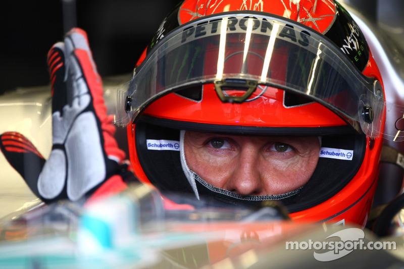 Mercedes German GP - Nurburgring Qualifying Report