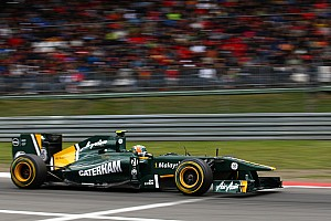 Formula 1 Team Lotus British GP - Silverstone Race Report