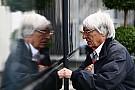 Talks 'On' To Alternate Spanish Venues - Ecclestone