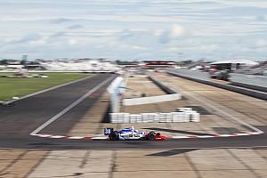 IndyCar CGR's Graham Rahal Edmonton Race Report