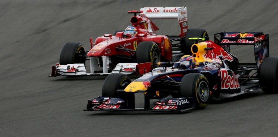 Wake-Up Call For Red Bull After Hamilton's German GP Win