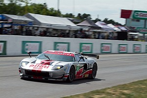 ALMS Robertson Racing Mosport Race Report