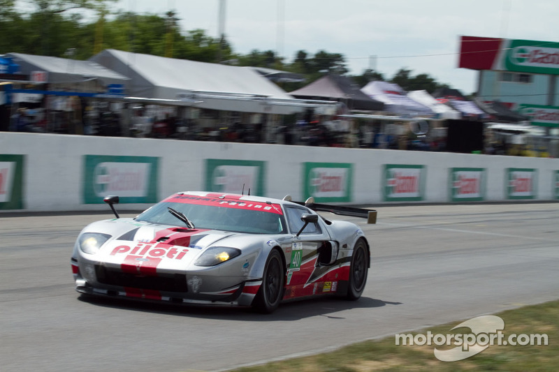 Robertson Racing Mosport Race Report