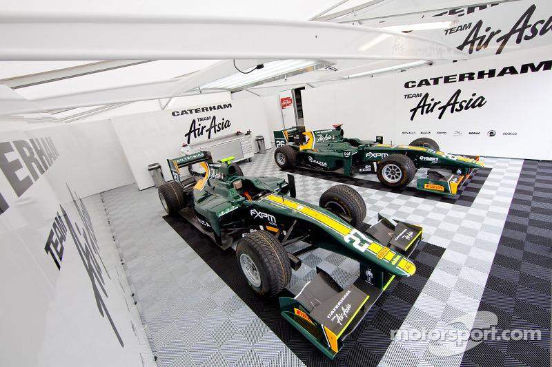 Team AirAsia Nurburgring Race 1 Report