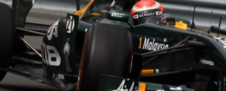 Formula 1 Team Lotus Has Power Steering Ready For Hungarian GP