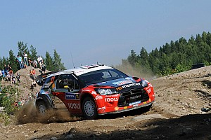 WRC Petter Solberg Rally Finland Leg 1 Summary