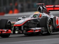 Hamilton Fastest During First Practice For Hungarian GP