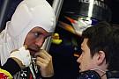 Red Bull Plays Down Vettel's Hand Injury