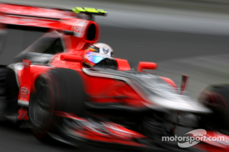 Marussia Virgin Hungarian GP Qualifying Report