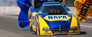 NHRA Ron Capps NHRA Sonoma Infineon Raceway Final Report