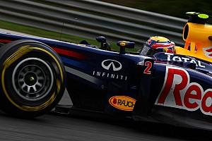 Formula 1 Webber To Meet With Mateschitz This Week
