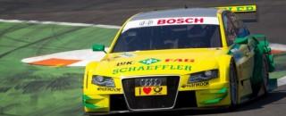 DTM Audi To Chase Spengler At DTM Nurburgring Event